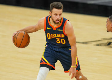 Golden State Warriors' Steph Curry named All-Star starter for seventh time in career