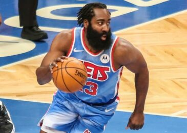 Brooklyn Nets' James Harden receives blended response from fans in return to  Houston Rockets
