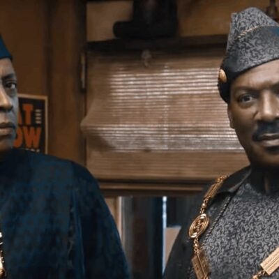 Eddie Murphy is back in 'Coming 2 America', riding a wave of nostalgia